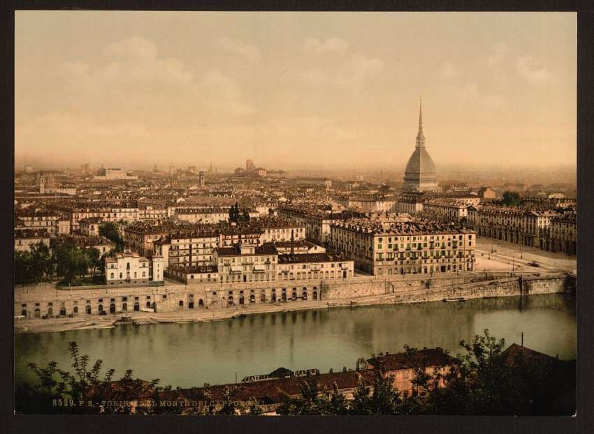 The Twenty Days of Turin. Here at Norton, we're excited to… | by W.W.  Norton UK | Medium