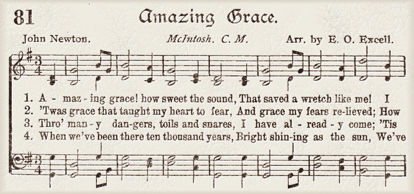 """Post 5: Film Review of """"Amazing Grace: The Story of a Song That Makes a Difference""""   by Alexis Allen   Medium"""