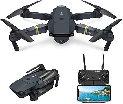 how does drone x pro works