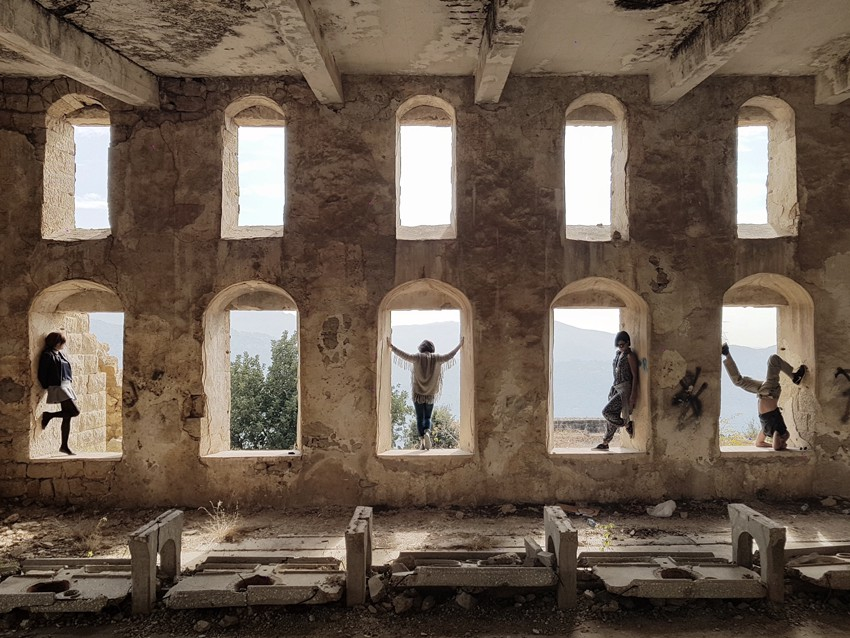 Magical Abandoned Places Captured by Jad Ghorayeb - Gino's Blog