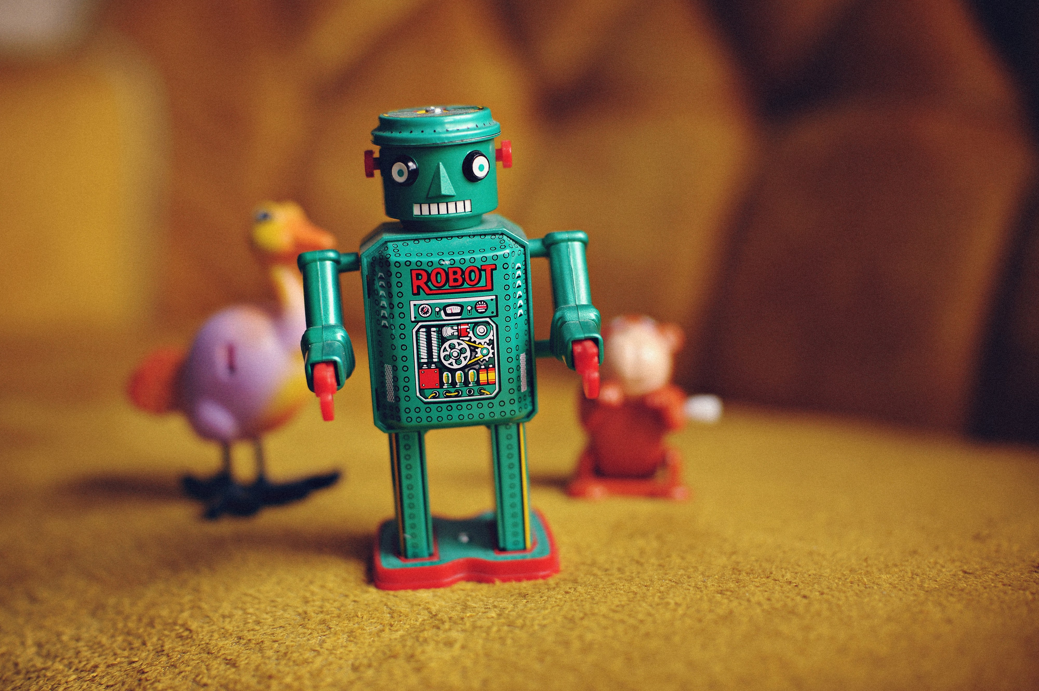Picture of a robot