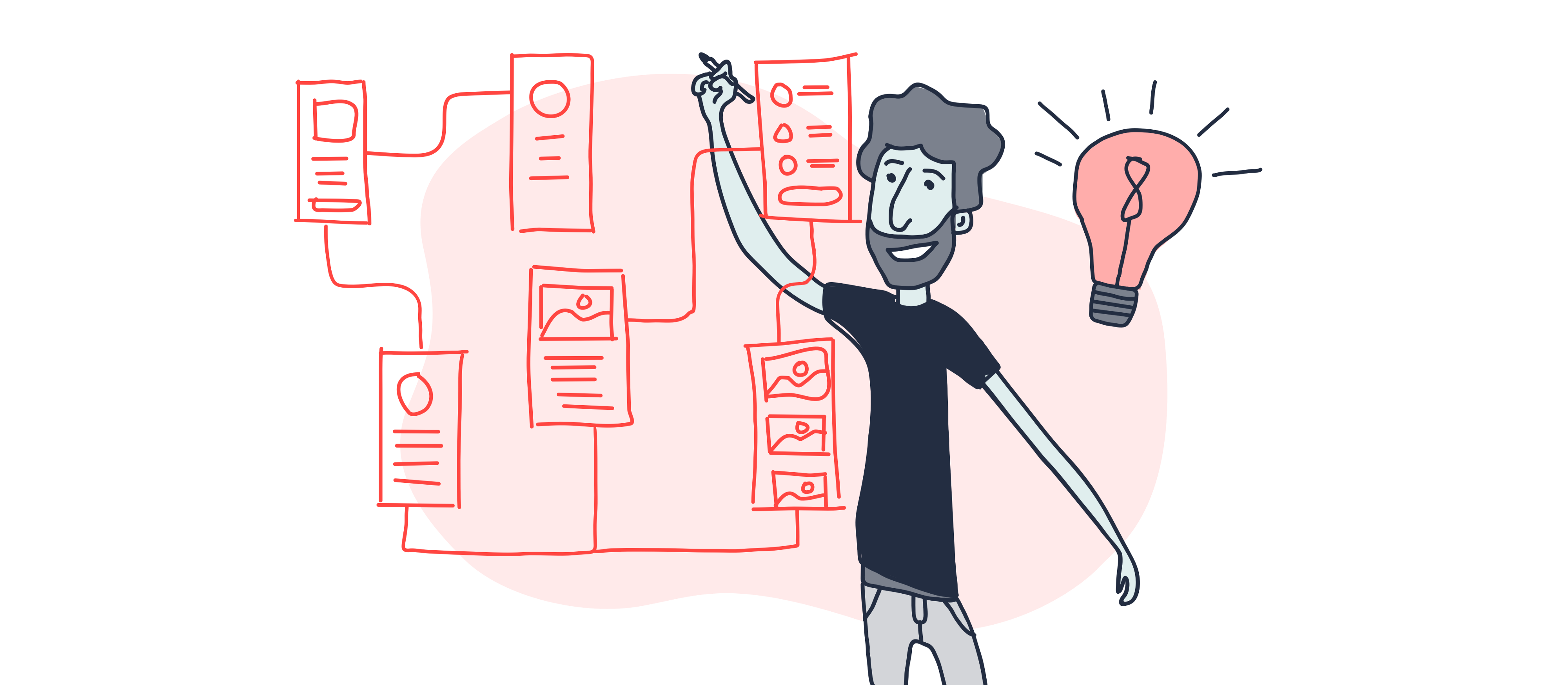 8 Tips for Creating Better User Flows  - Overflow Storybook