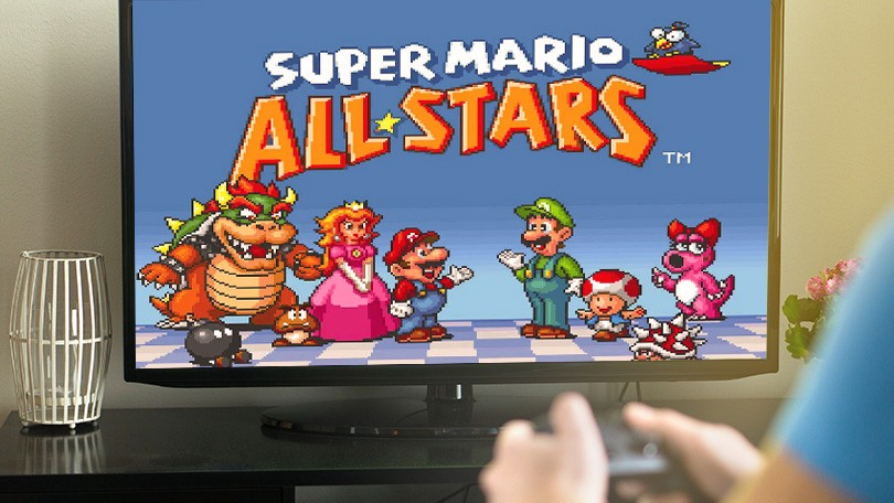 How To Hook Up Super Nintendo To Samsung Smart Tv