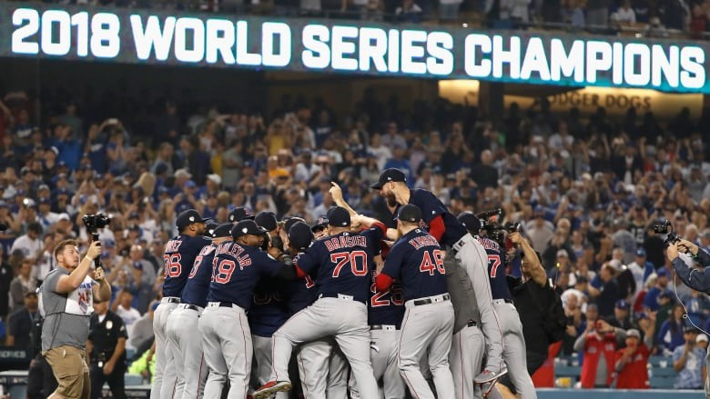 c1179664 The 2018 Boston Red Sox are one of the best teams in baseball history