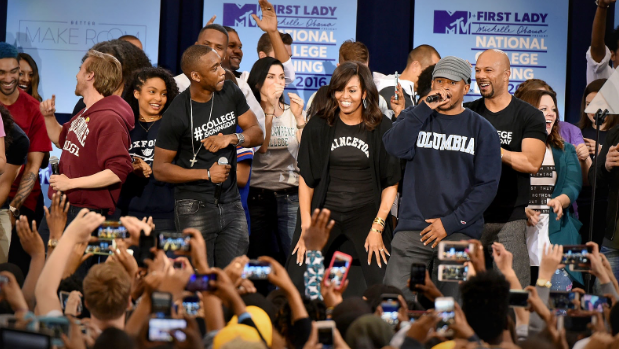 Reach Higher to Host 2018 College Signing Day with Former First Lady  Michelle Obama in Philadelphia… e4ab5ac1a