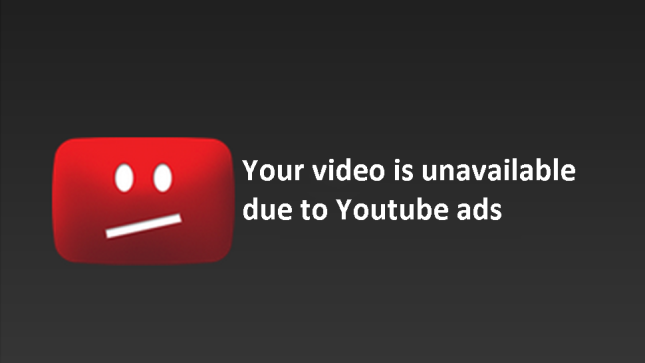 Dear Youtube: Your Ad Strategy Is Extremely Annoying And Ineffective