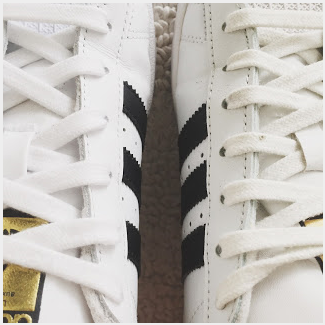 How to Recognise Fake Adidas Shoes.   by Naomi Hendriks   Medium