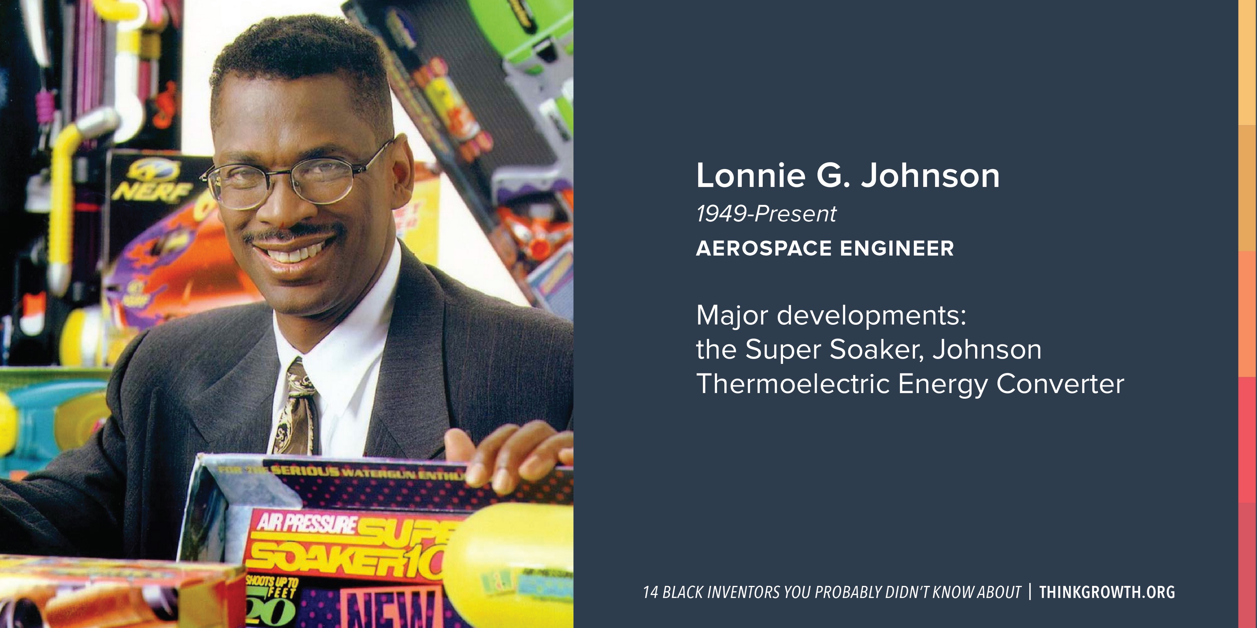 14 Black Inventors You Probably Didn't Know About | by Pamela Rosario Pérez | ThinkGrowth.org