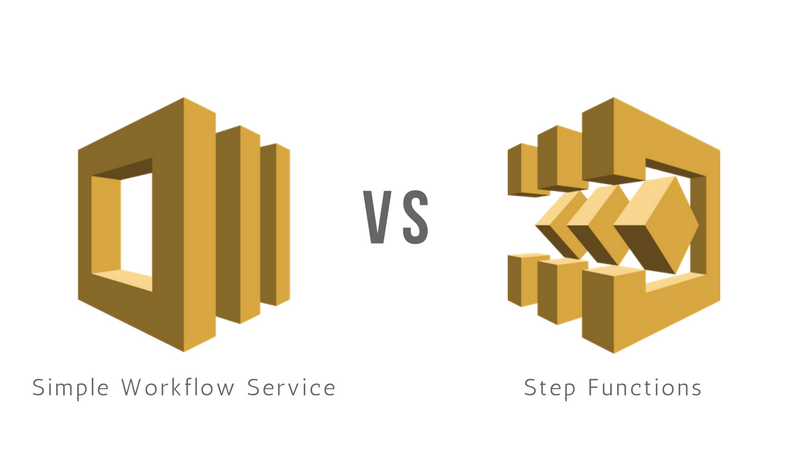 Building Workflows with Amazon Simple Workflow Service vs Step Functions