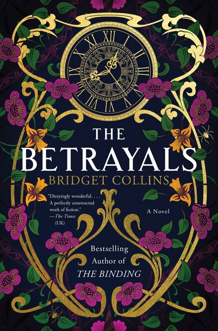 """""""The Betrayals"""" Book Cover Art"""