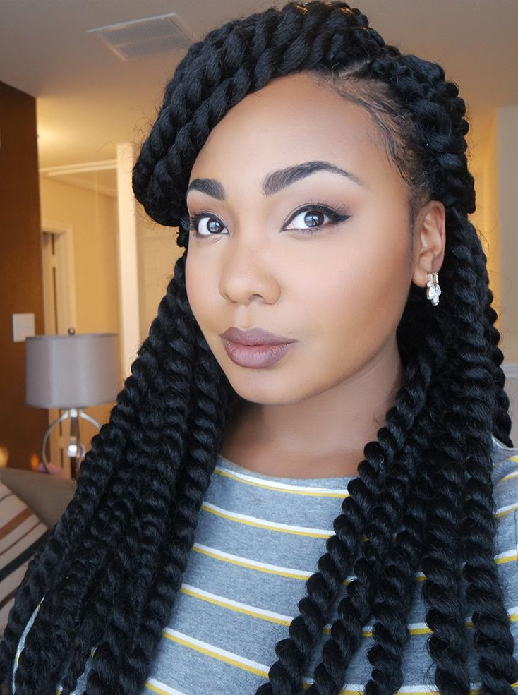 """Do\'s and Don\'ts for Protective Styling African American 4b """"Fine ..."""