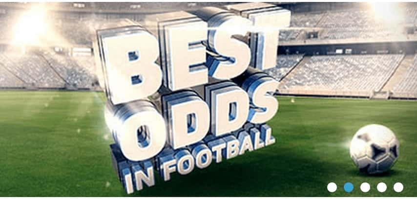 football betting odds