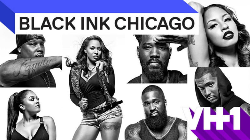 When does black ink chicago come on