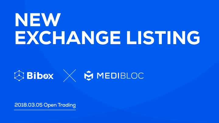 "ANN] MED will be listed on a Global Exchange ""Bibox"""