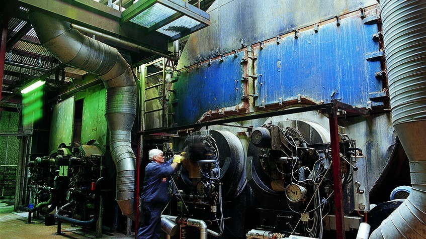 Preservation & Maintenance Techniques of Boilers in Thermal Power Plant