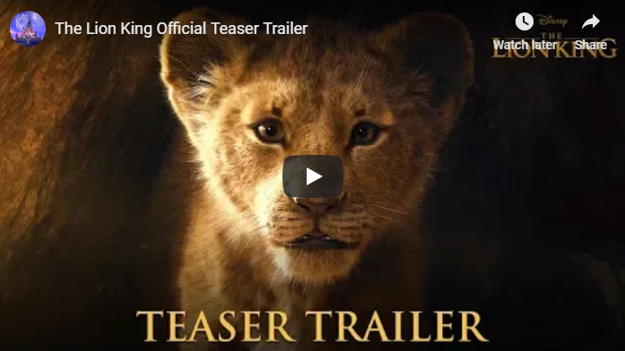 most popular movie trailers 2018