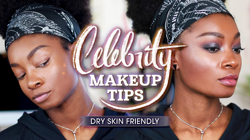 Celebrity Makeup Tips for Flawlessly Smooth Makeup