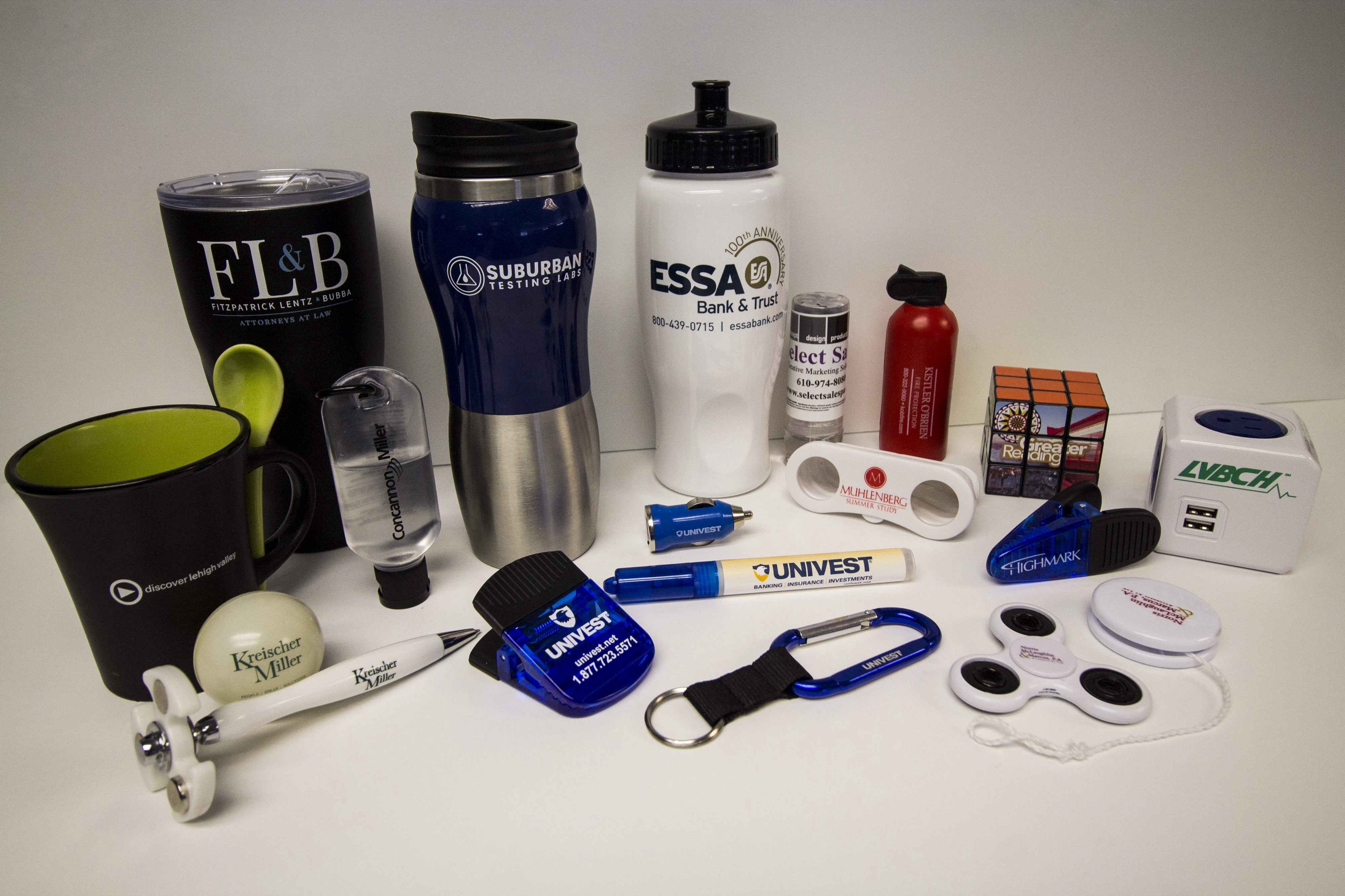 Promotional Products — Increase brand visibility and trust | by Alba  Huddleston | Medium