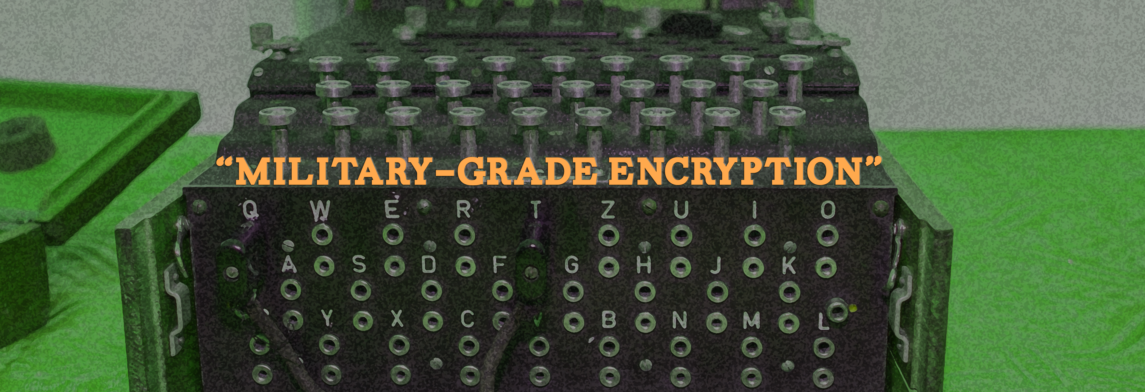 """Military Grade Encryption"""" - The Salty Hash"""