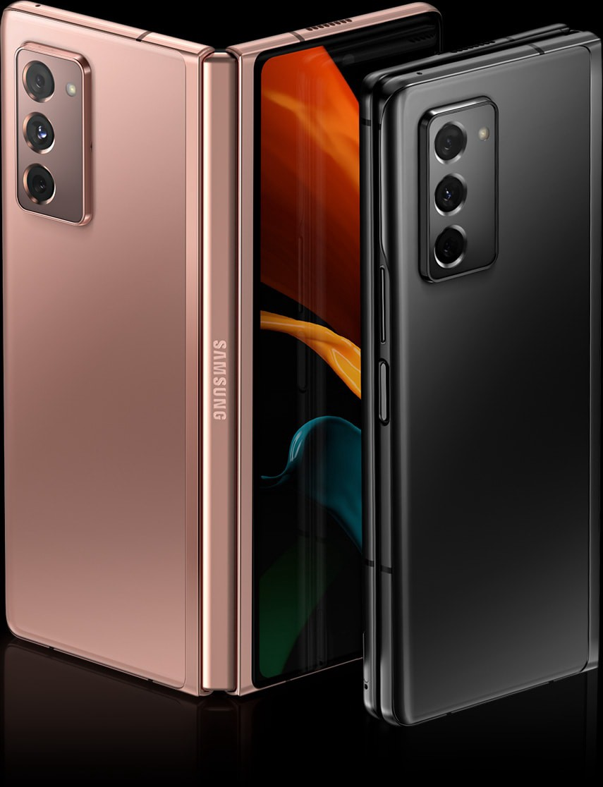 Picture of Samsung Galaxy Z Fold 2
