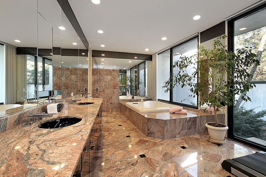 Bringing Hollywood Home Bathroom Inspirations From Celebrity Mansions By Hamza Asif Medium