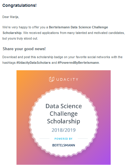 5 Takeaways from the Udacity Bertelsmann Data Science Course