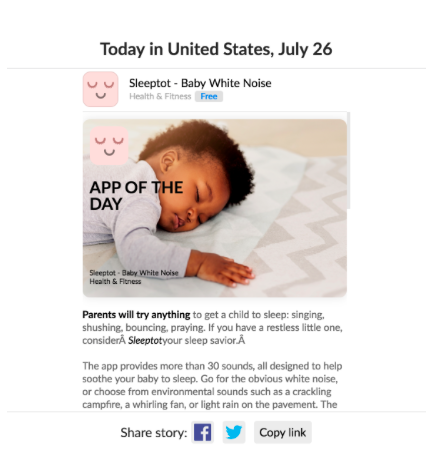 How to get featured on the App Store Today tab - Growth Bug - App World