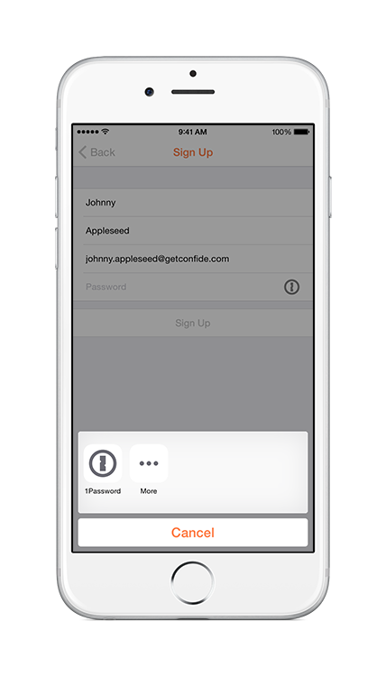 Confide 2 1: New Features, iOS 8 Support and Optimized for