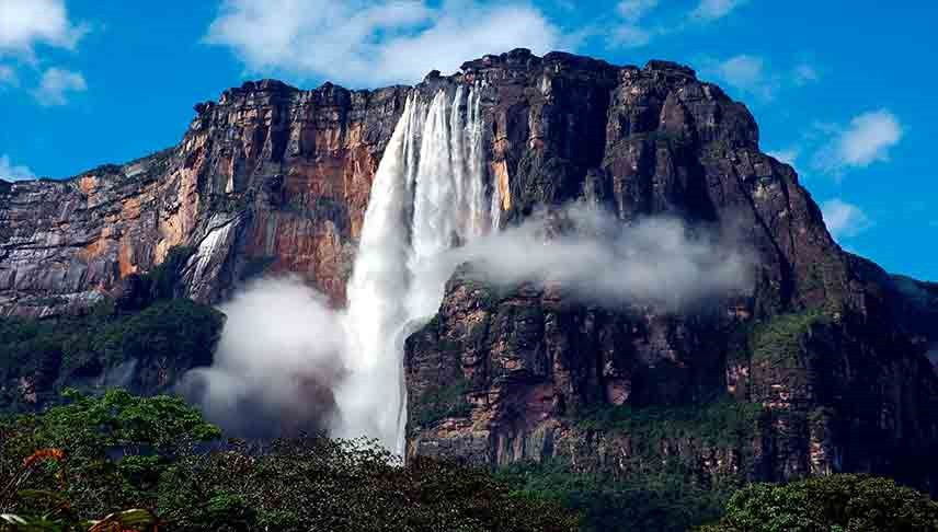 Top 10 Most Amazing Places To Visit In Venezuela Lour Posts Medium,Flush Mount Bedroom Ceiling Fans With Lights