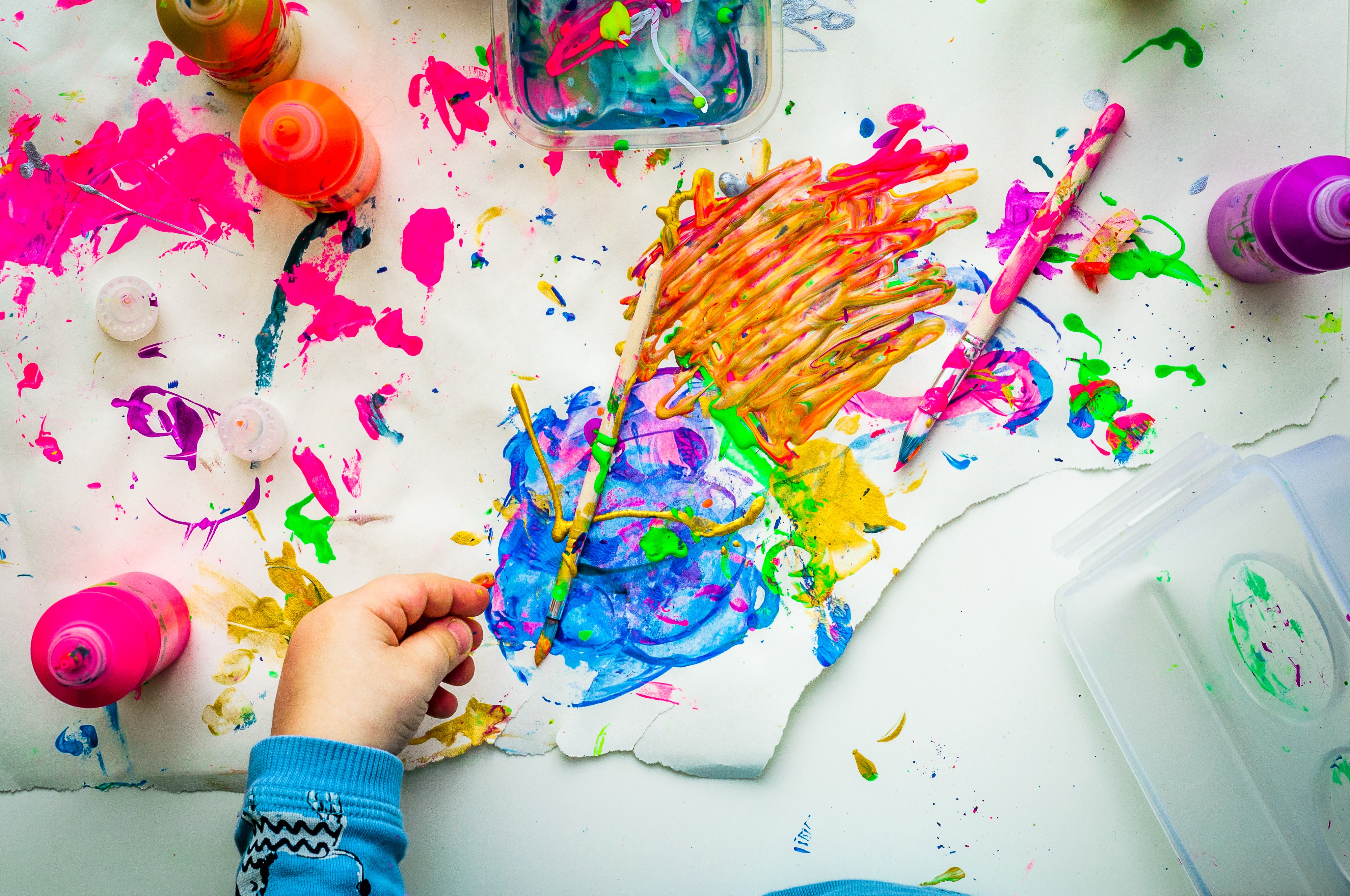 The root of all innovation is creativity. However, we can sometimes squelch creativity if we overthink things.