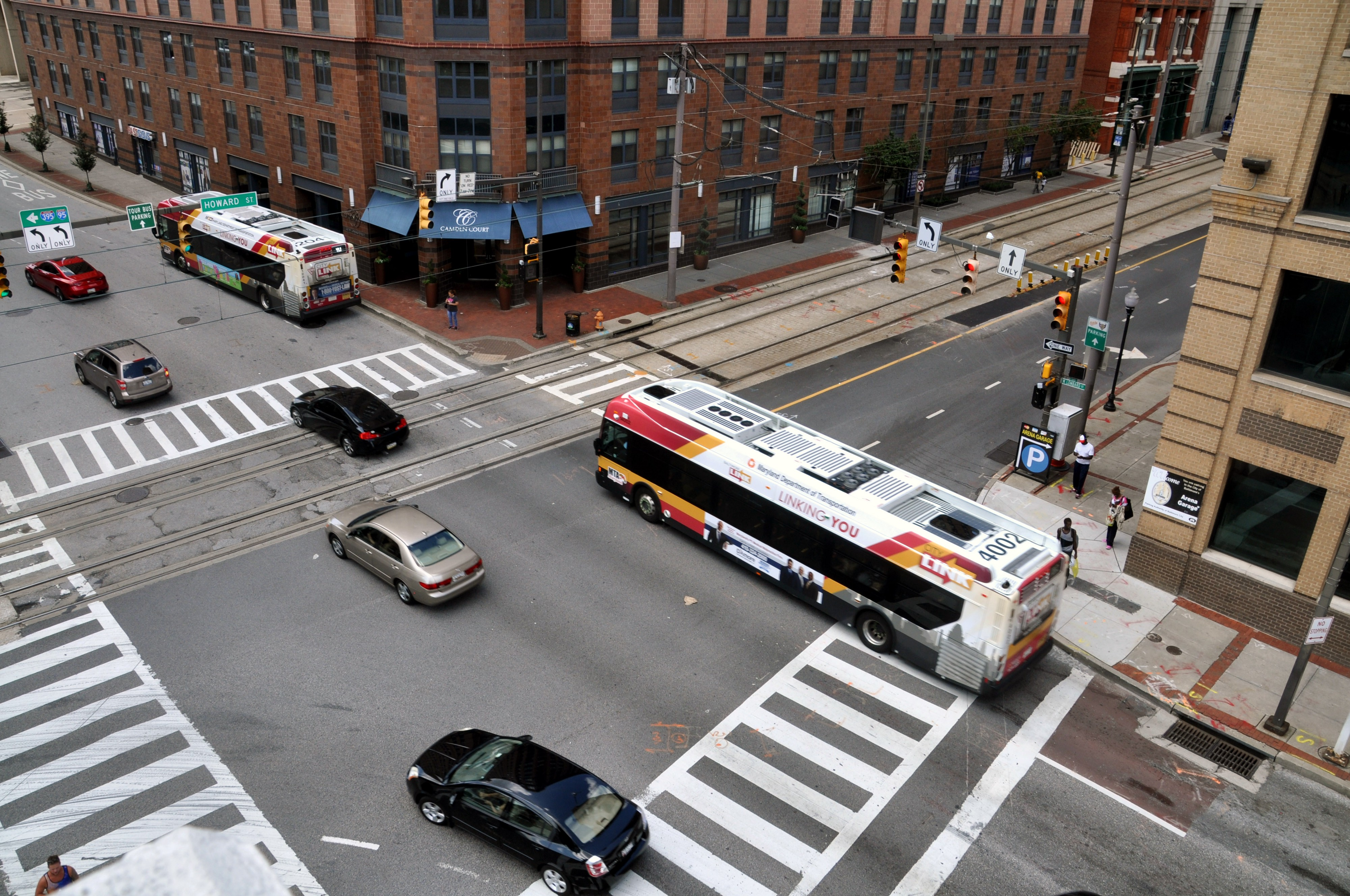 Baltimore Develops a Golden Method for Transit Signal Priority