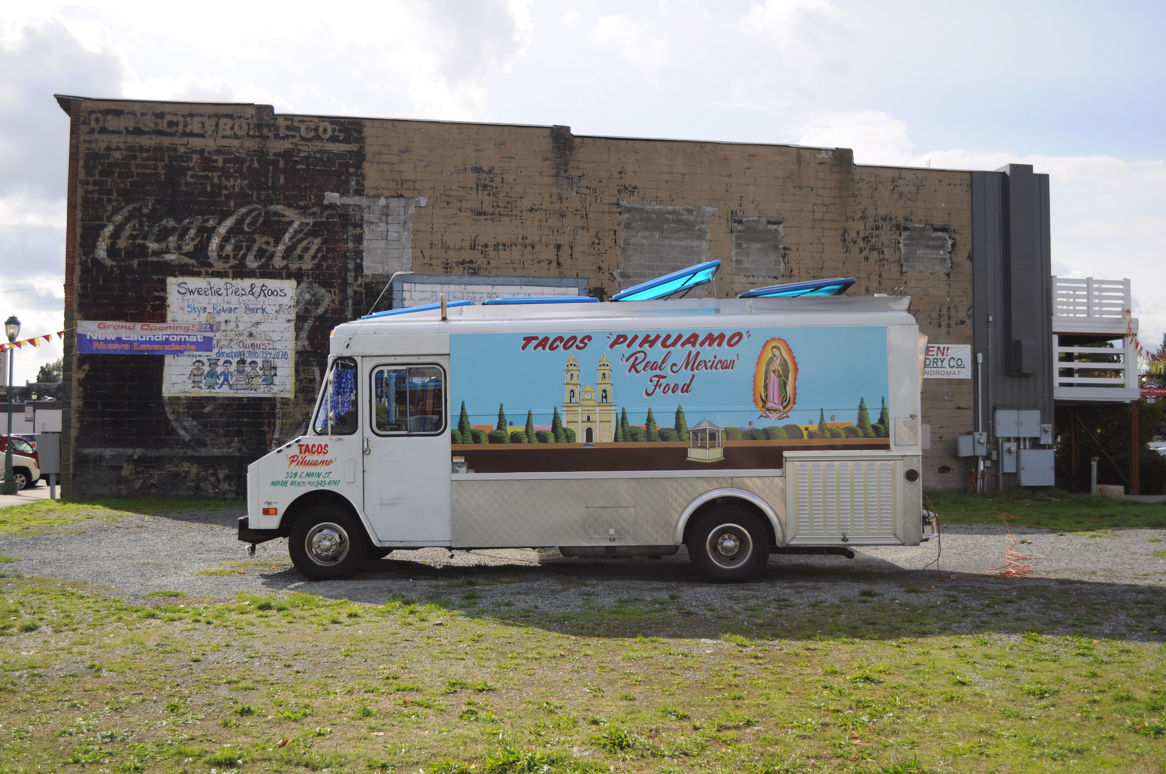 Taco Truck': A Short Story of the Political Post-Apocalypse