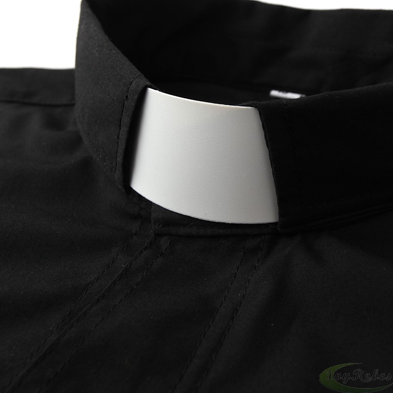 4fd19f1ca8 Everything You Never Wanted to Know About Clerical Collars