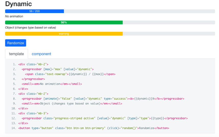 9 Bootstrap UI Component Libraries for React, Vue, Angular in 2019