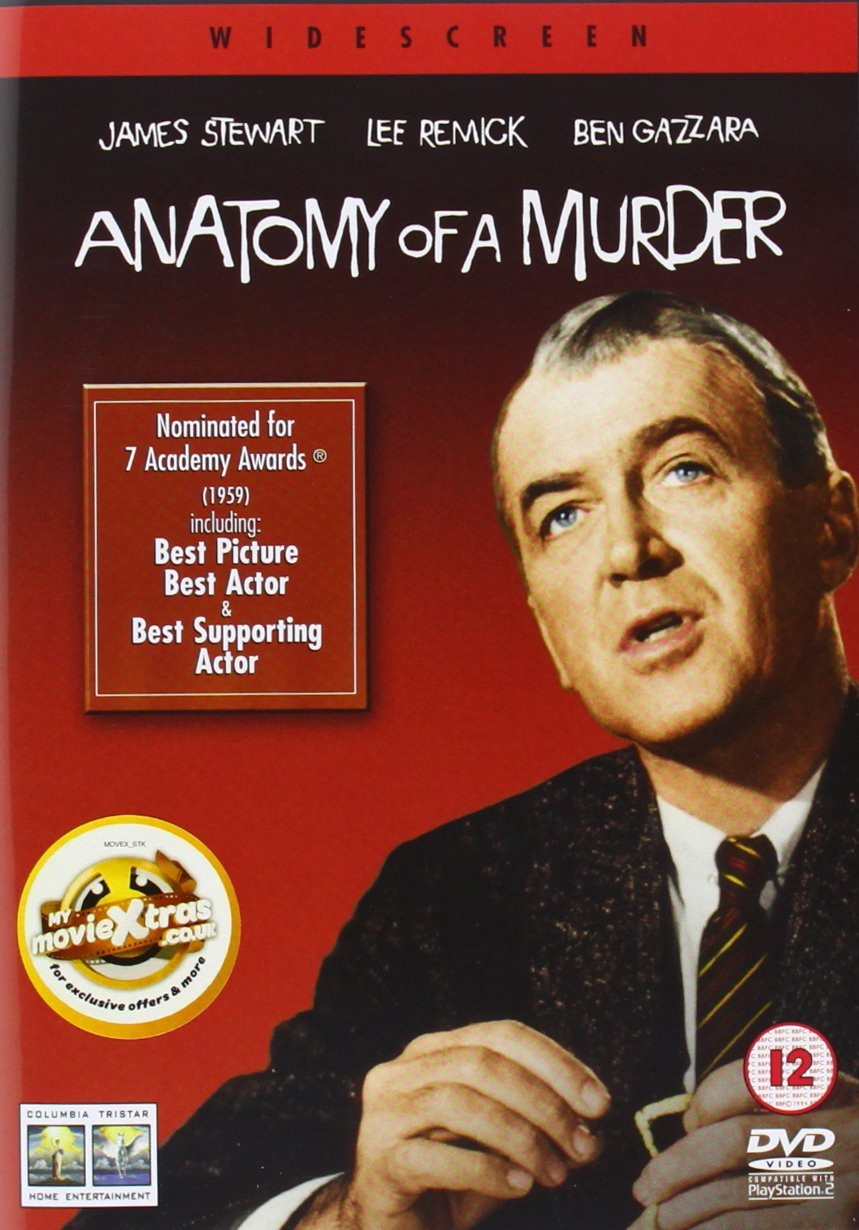 anatomy of a murderer full movie online free