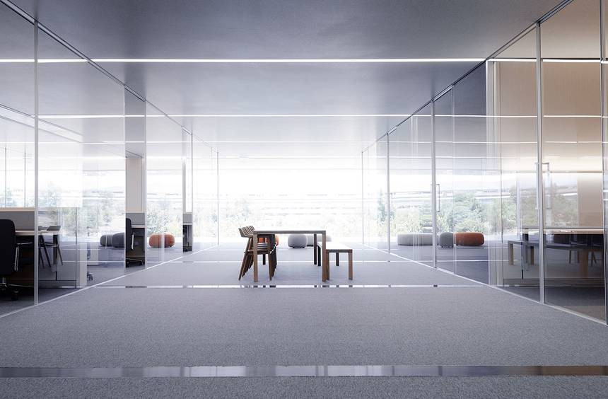 Apple Employees Keep Walking Into the Glass Inside of New
