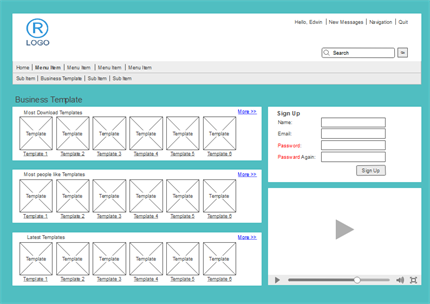 Easy Wireframe — Fast and Easy Wireframing Tool - Lynia Li