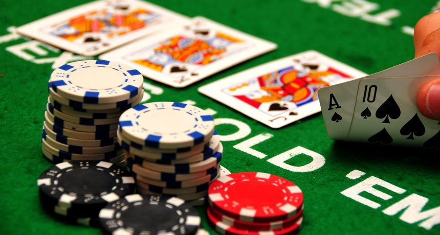 The Biggest Gains In Online Poker Games By Bolaking Medium