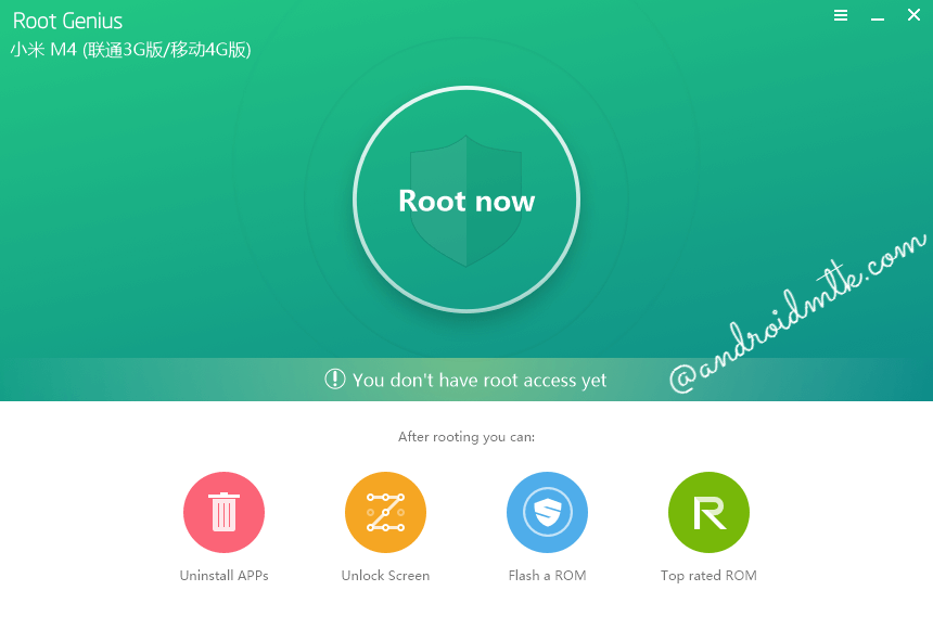 Download Root Genius APK and What You Can Do With It