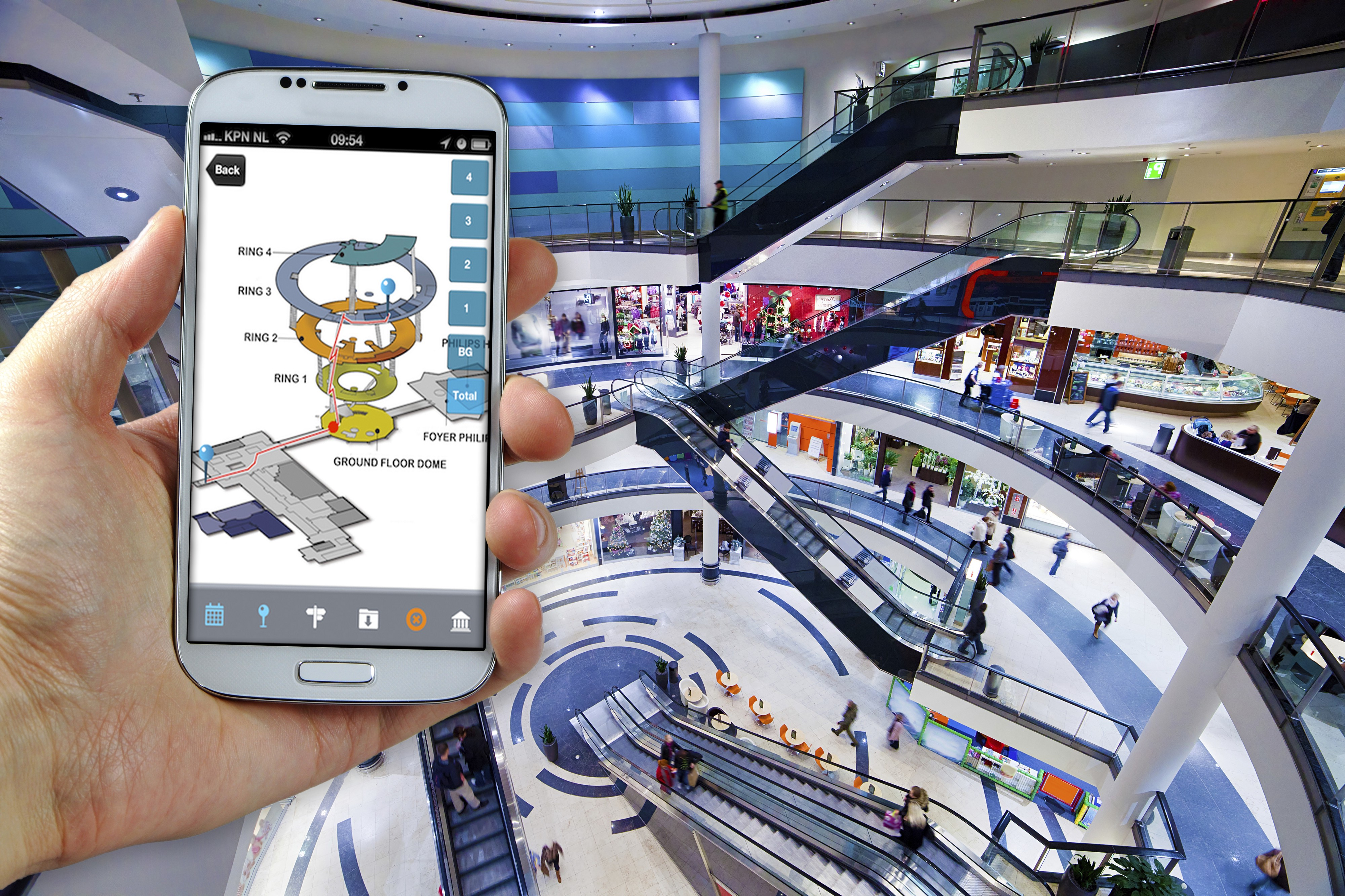 Image result for Indoor Positioning And Indoor Navigation