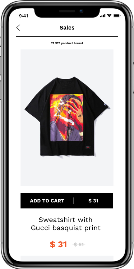 Airmart — React Native e-commerce app template with WooCoomerce