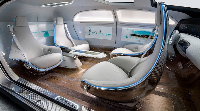 Uber And The Car Industrys Wild Future