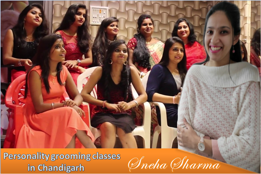Personality Grooming Classes In Chandigarh By Sneha Sharma Medium