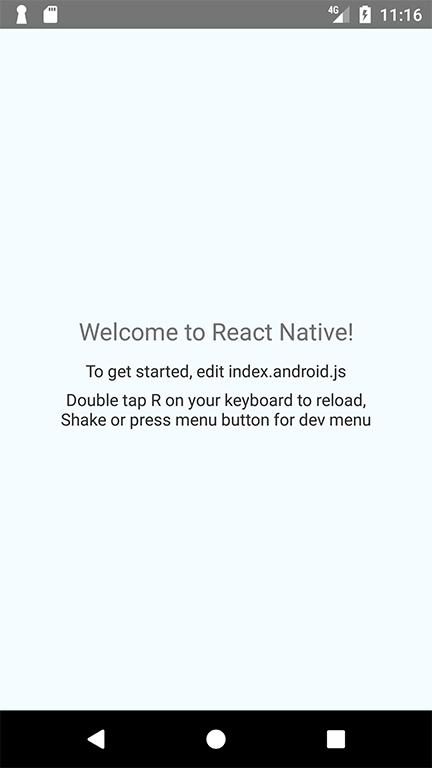 Integrating React Native into an Existing App (Android)
