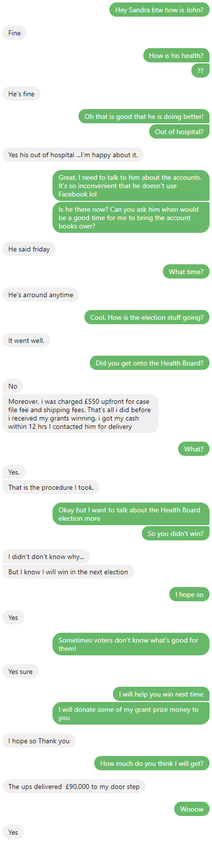 Scammers Cloned my Facebook Friend, so I Wasted Two Weeks of Their Time