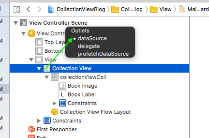 Creating a Collection View (Swift 3) - Yay It's Erica - Medium