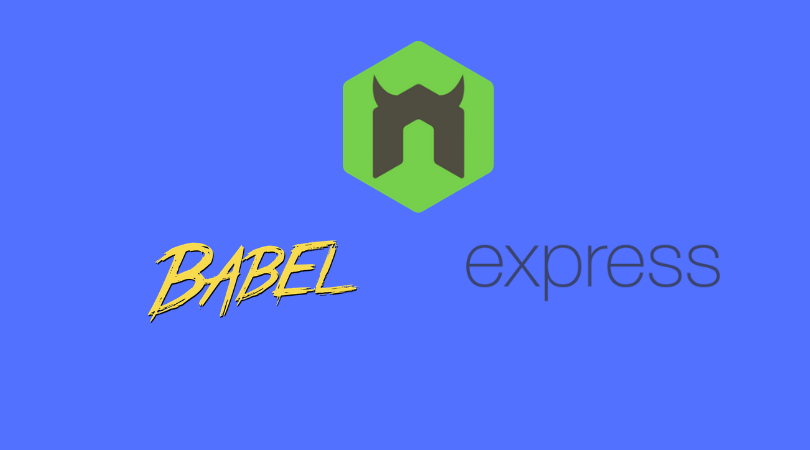 How To Setup An Express JS Server With Nodemon and Babel