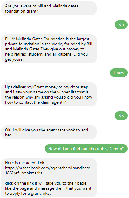Scammers Cloned my Facebook Friend, so I Wasted Two Weeks of