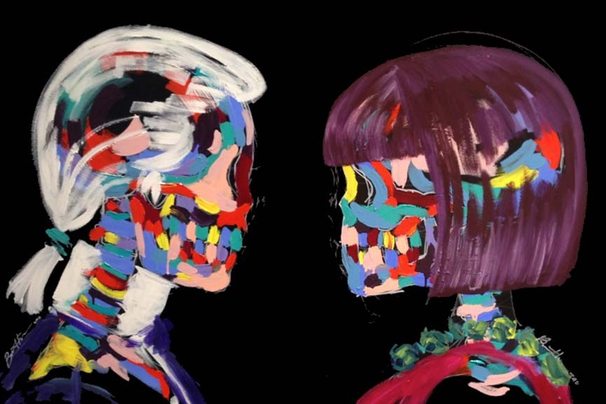 Exclusive Bradley Theodore Art Exhibition In April At Maddox Gallery Mayfair By Maddox Gallery Medium