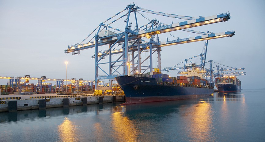 Red Sea Gateway Terminal Completes Expansion At Jeddah Is By Logistics Update Africa Medium